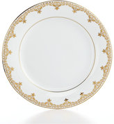 Charter Club Dinnerware, Grand Buffet Gold Accent Plate, Created for Macy's