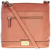 Tignanello As Is Glove Leather Convertible Crossbody Bag