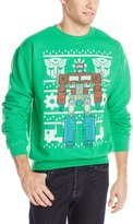 Transformers Men's Optimus Prime Ugly Christmas Sweater