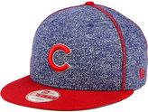 New Era Chicago Cubs Panel Stitcher 9FIFTY Snapback Cap