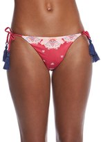MinkPink Setting Sun Tie Side Bikini Bottom 8161425