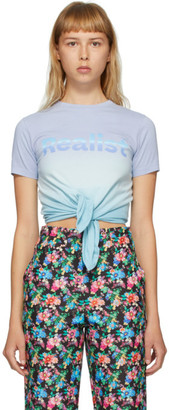 Paco Rabanne Blue Tie-Dye Realist T-Shirt