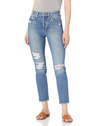 Joe's Jeans Women's Smith High Rise Straight Ankle Jean Pants