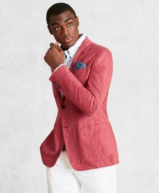 Brooks Brothers Golden Fleece Wool-Blend Twill Sport Coat