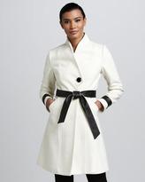 Badgley Mischka Outerwear Sasha Coat