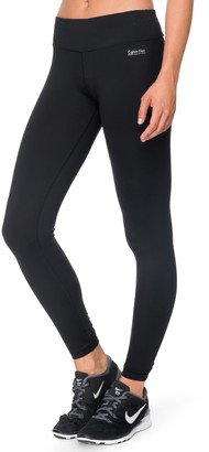 Calvin Klein Long Tights with Back Shirring