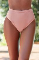 Somedays Lovin Sun Beat Down High Waisted Bikini Bottom
