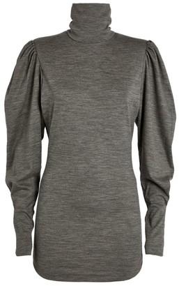 Isabel Marant Virgin Wool Rollneck Sweater