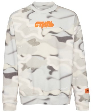 Heron Preston Camo t-shirt