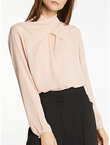 Somerset by Alice Temperley Wrap Neck Blouse
