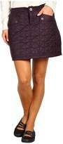 The North Face Runaway Insulated Skirt (Baroque Purple) - Apparel