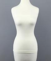 Ivory Strapless Tummy-Control Cami
