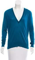 Proenza Schouler Wool V-Neck Sweater w/ Tags