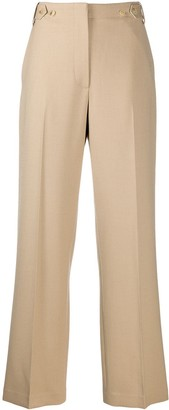 The Row High Waisted Tailored Trousers