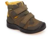 Keen Girl's Hikeport Strap Waterproof Mid Boot
