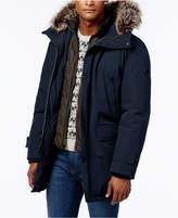 Michael Kors Men's Hooded Bib Snorkel Coat