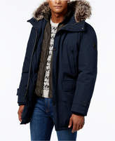 MICHAEL Michael Kors Men's Hooded Bib Snorkel Coat