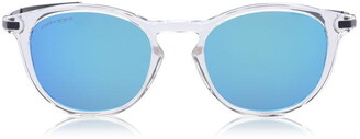 Oakley Clear 0Oo9439 Round Sunglasses