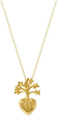 Frida Heart Necklace
