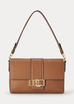 Ralph Lauren Leather Spencer Shoulder Bag