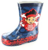 Disney Jake & the Neverland Pirates Wellington Boots Wellies Boys UK Infant Size 5