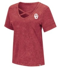 Colosseum Oklahoma Sooners Women's Time Capsule T-Shirt