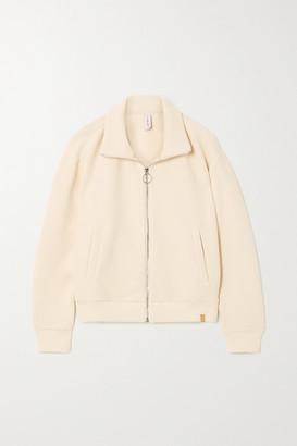 Varley Bloomwood Ribbed Cotton-blend Jacket