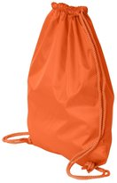 UltraClub Liberty Bags Large Nylon Drawstring Backpack