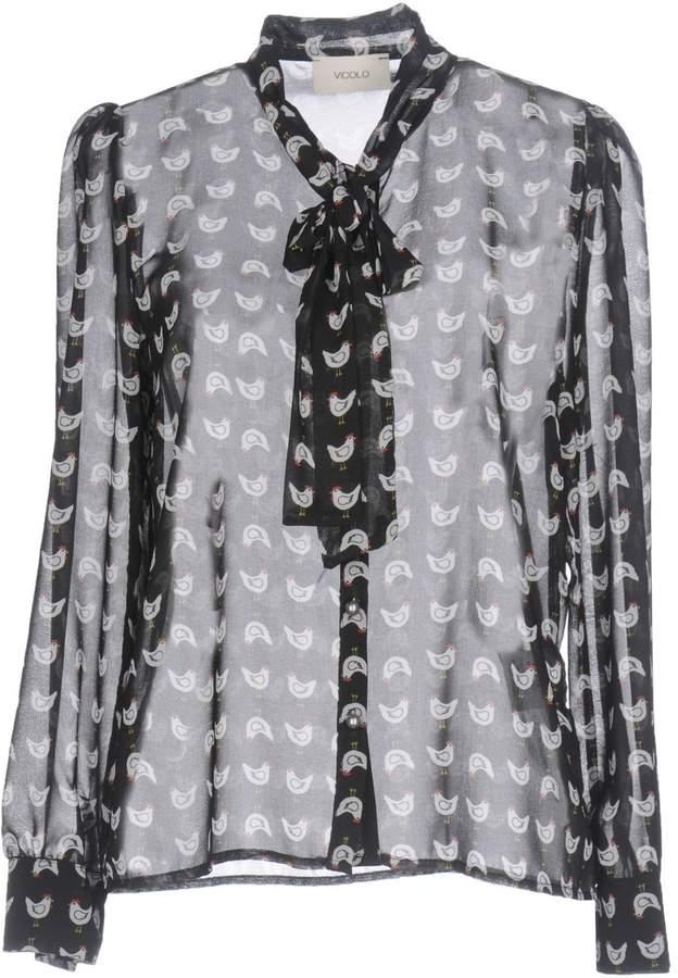 Vicolo Shirts - Item 38679669VU