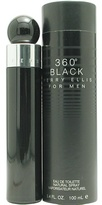 Perry Ellis 360 Black Men's Eau De Toilette Spray