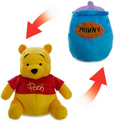 Disney Winnie the Pooh Reversible Plush - Large - 16''