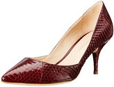 Loeffler Randall Women's Jolie Elaphe Snake Dress Pump