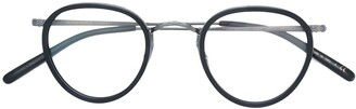 Oliver Peoples Round Frame Glasses