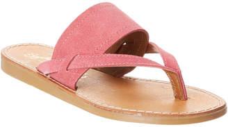 Seychelles Castaway Suede Sandal