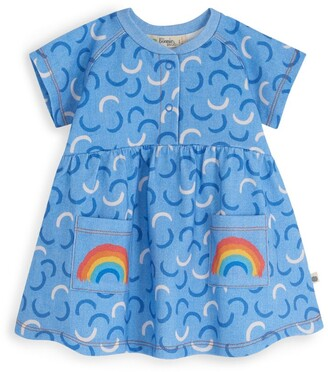 The Bonnie Mob Printed Dress (6-24 Months)