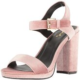 Qupid Women's Arden-01 Platform Dress Sandal