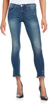 Blank NYC Faded Cropped Skinny Jeans