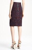 Erdem Brocade Pencil Skirt
