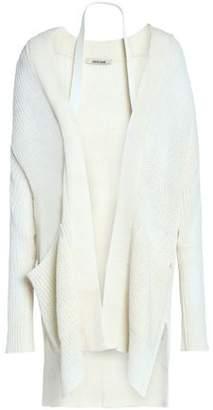 Roberto Cavalli Open-knit Silk Sweater