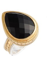Anna Beck Women's Black Onyx Cocktail Ring