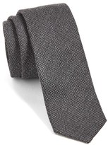BOSS Men's Wool & Silk Skinny Tie