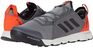 adidas Outdoor Terrex Voyager Speed S.RDY (Grey Three/Black/Active Orange) Men's Shoes