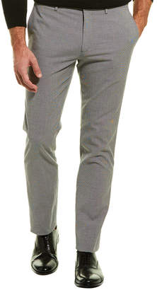 Theory Zaine T.Cm Houndstooth Wool-Blend Pant