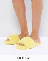 Ozlana Fruit Slider Slipper