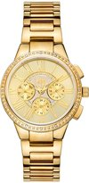 JBW Women's J6328E Helena Analog Dial Plated Stainless Steel Watch