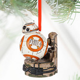 Disney BB-8 Light-Up Sketchbook Ornament - Star Wars: The Force Awakens