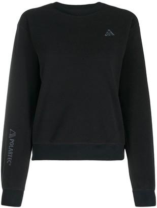 Nike Embroidered Logo Fleece Sweatshirt