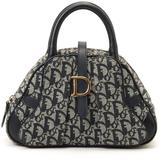 Christian Dior Pre-Owned Small Saddle Bowling Bag