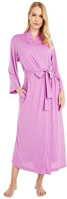 Natori N by Congo Robe (Heather Summer Lilac) Women's Robe