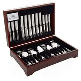 Arthur Price Old English Sovereign Stainless Steel 124 Piece Canteen